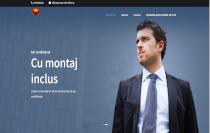 Vezi site de prezentare cu administrare premium v1